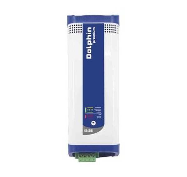 Bilde av DOLPHIN Premium 12V 25A Batterilader 3-kanaler