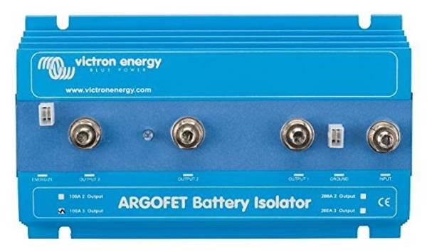 Bilde av VICTRON Argofet 200-2 Skillerele 200A til 2-batterier