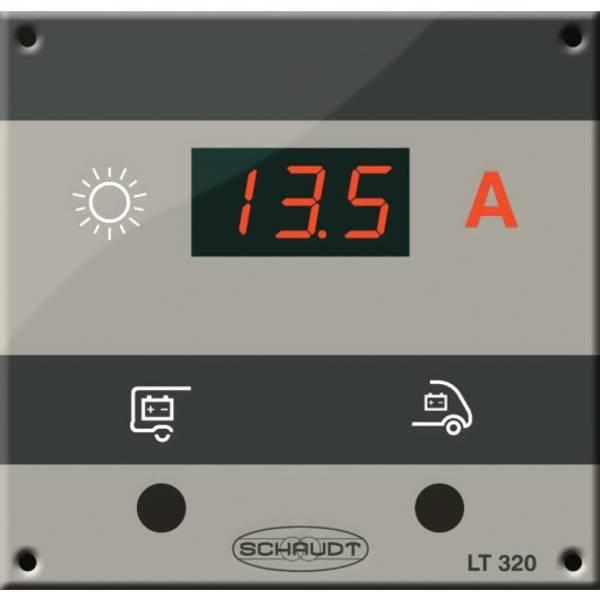 Bilde av SCHAUDT LT320 Solar Display Control Panel for LRM1218