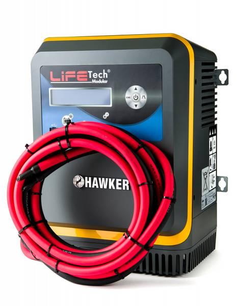 Bilde av HAWKER Lifetech Modular Batterilader 36/48V 3kW - 75/54A